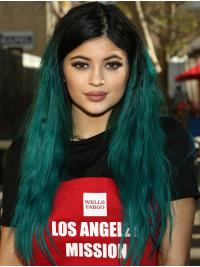 """Ombre 22"""" Lace Front Kylie Jenner Wigs"""