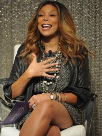 Long Layered Ombre Wigs Wendy Williams Hair