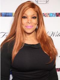 "Wendy Williams 20"" Straight Long Synthetic"