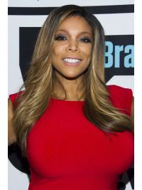 Layered Wendy Williams Inspired Blonde Wigs Long