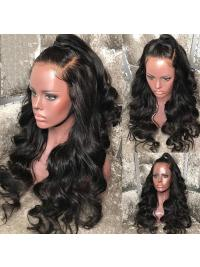 Lace Front Human Hair Wigs Brazilian Body Wave Remy Hair Lace Front Wigs For Black Women