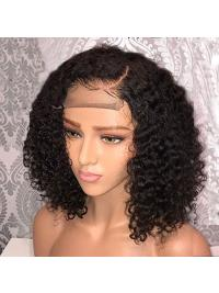 Lace Front Human Hair Wigs Pre Plucked With Baby Hair Bob Lace Front Wigs For Women Brazilian Remy