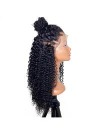 Pre Plucked Full Lace Human Hair Wigs With Baby Hair Brazilian Gluless Wig