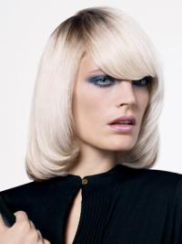 Young Fashion Amazing Ombre Wavy Bobs Lace Front Wigs